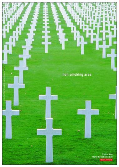 天堂地狱创意海报